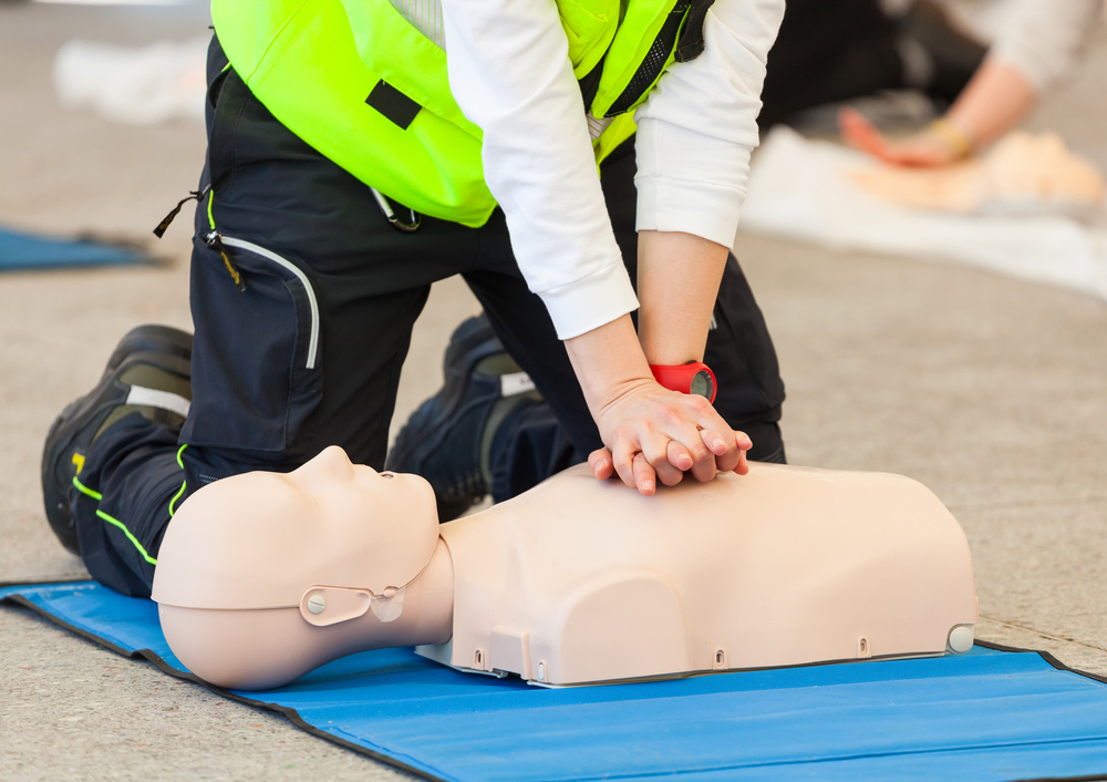 Cpr Steps Cpr Certification Online First Aid Training Class