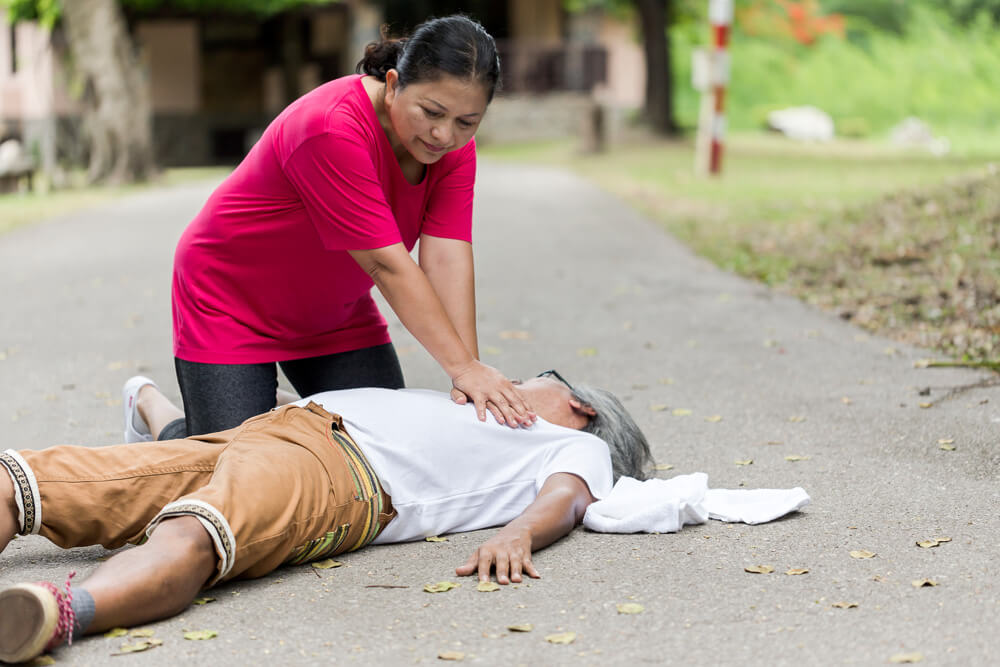 Part 5: Adult Basic Life Support and Cardiopulmonary ...